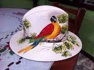 Resultado de imagen de hats decoupage