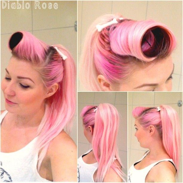 Hair by Diablo Rose