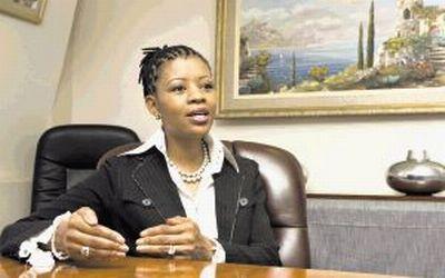 Business Day Live interviews Johanna Mukoki