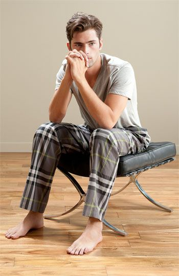 #Burberry pj bottoms #men #fashion