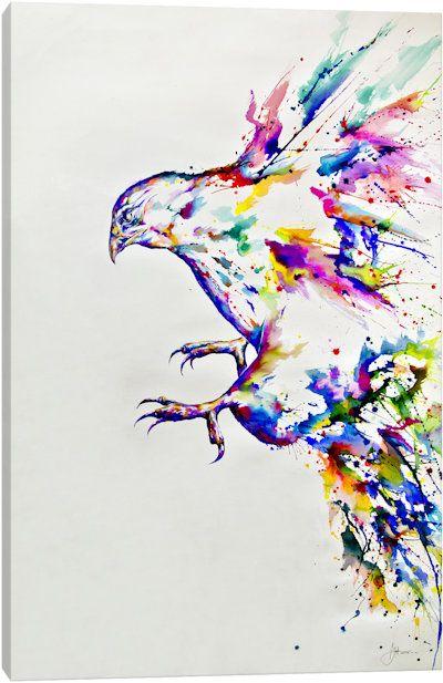 Hyperion III by Marc Allante Art Print