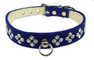 Want to turn heads for the holidays? The velvet dog collar is trending, gorgeous, featuring Austrian crystals,  and still very affordable. Comes in many colors and different crystal patterns. Fabulous. Discover my faves and where to buy now: http://barkandswagger.com/the-velvet-dog-collar-perfect-holiday