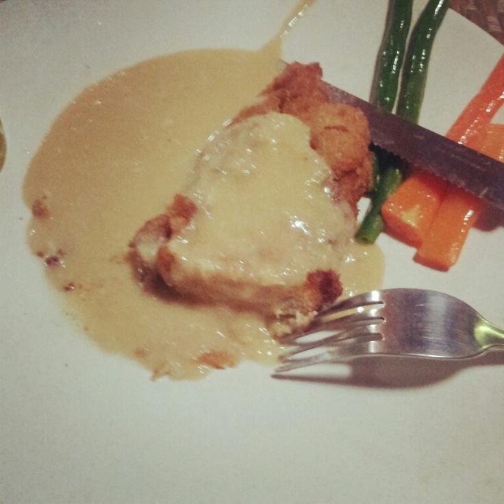 Aurelie's chicken steak