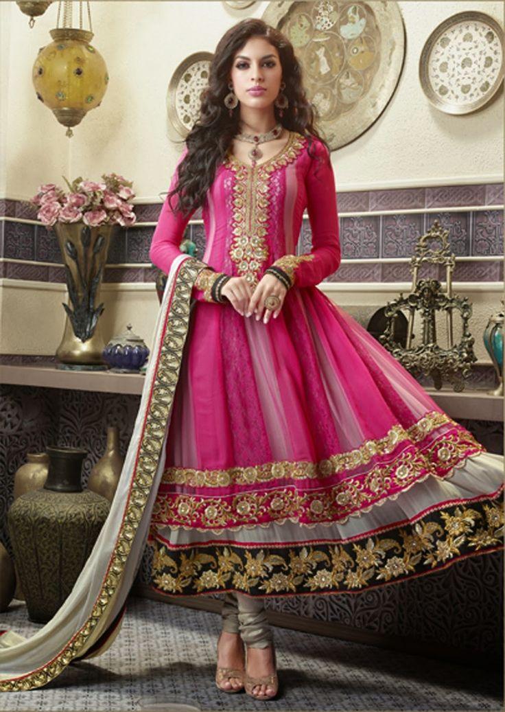 494 best Indian dresses images on Pinterest | Indian dresses, Indian ...