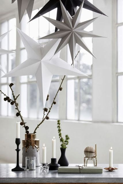 Stockholm Vitt - Interior Design: Xmas by House Doctor