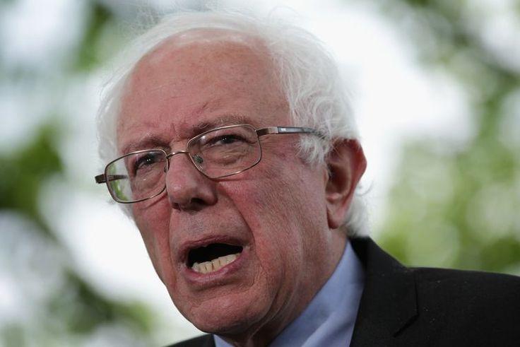 Read Bernie Sanders's populist, policy-heavy speech kicking off his campaign - Vox