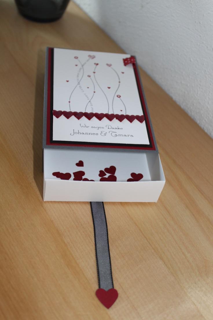 Matchbox valentine