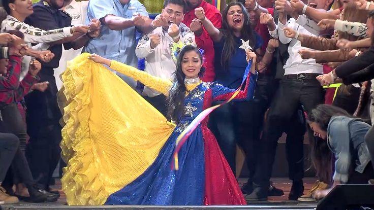 Venezuela serás la Nación Hermosa que un día soñé - El Evangelio Cambia