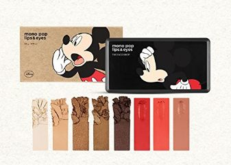 The Face Shop Created Disney Inspired Makeup For True Disney Fashionistas
