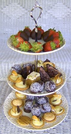 Lachlans Restaurant High Tea Function Menu | High Tea Menu