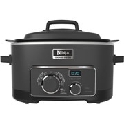 Ninja 3-in-1 Cooking System ~ $89.00 at WalmartKitchens, Ninjas 3In1, Ninjas Cooking, Cooking System, Ninjas 3 In 1, Slowcooker, Slow Cooker, 3 In 1 Cooking, Products