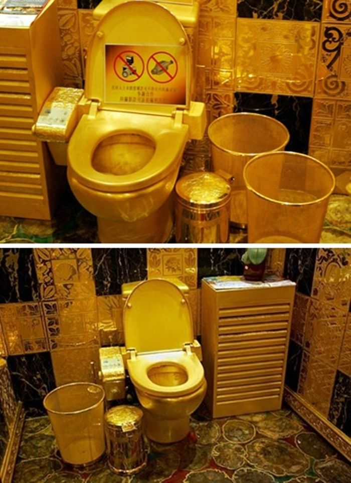 toilet carat images pinterest the most of gold expensive best made in world million group things on restroom hang fung technology