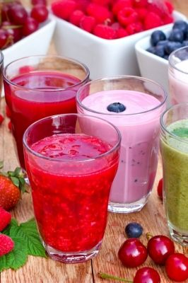 SMOOTHIE DETOX: Recepty na zdravá smoothie | Marie Claire