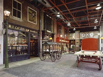 Streetlife Museum of Transport, Hull