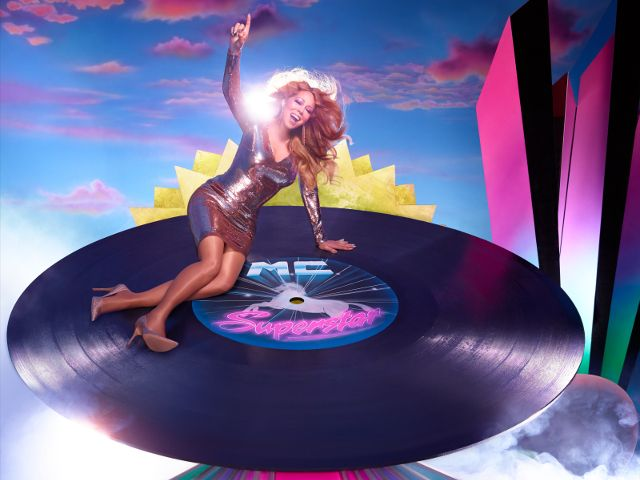 VIP Nation Europe: Mariah Carey - The Sweet Sweet Fantasy Tour | VIP Nation