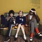Los Neo Tenenbaums, Harper's Bazaar Korea: Fashion Style, Los Neo, Harpers Bazaars, Fashion Editorial, 60, Neo Tenenbaums, Editorial Los, Bazaars Korea, See Them
