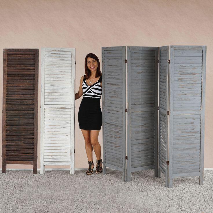 Vintage möbel weiss braun  16 besten room divides Bilder auf Pinterest | Pfau, für zu Hause ...