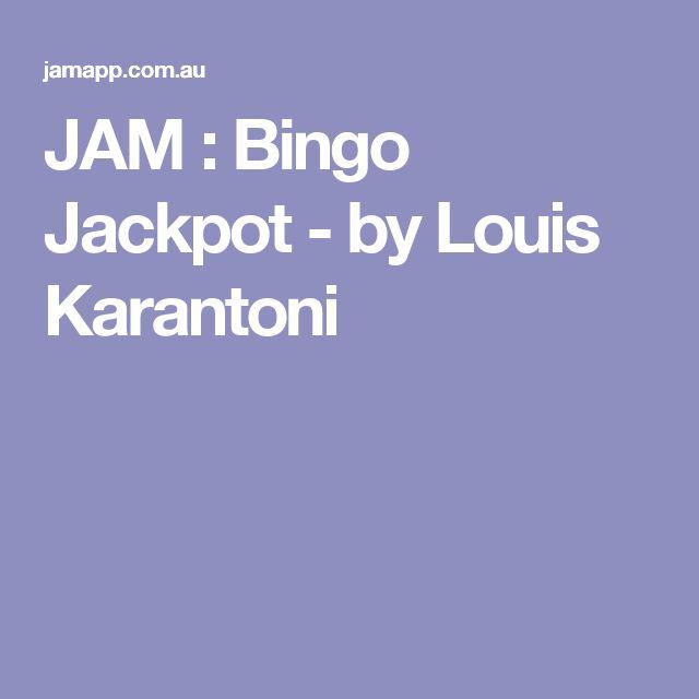 JAM : Bingo Jackpot - by Louis Karantoni