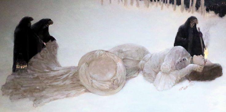 Gustav Adolf Mossa (18831971) - Une Charogne (A Carcass)