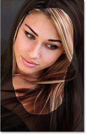 Simple Focused Lighting Effect In Photoshop