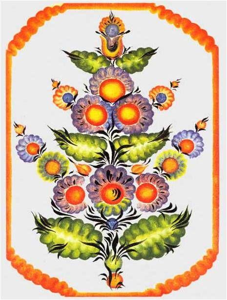 Розы и декоративно-прикладное искусство. Часть 4. Роспись по дереву | Константин Вихляев и Юта Арбатская представляют