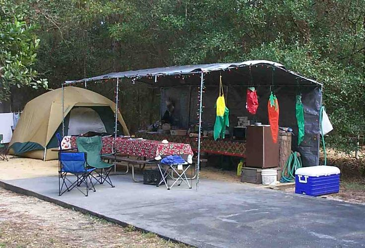 tent camping at fort wilderness - Google Search ...