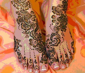 Fashion Body Art By Henna - Buy Henna Tattoo Products,Personalized ...