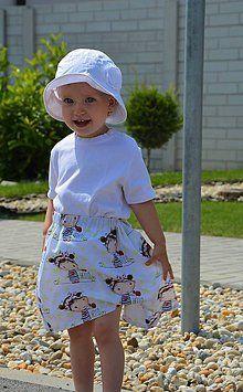 8b1cbfd5cc0e Detské oblečenie - Agáta letná sukňa - 9588207