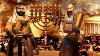 Menorah. Moses Joshua. The real hebrew ISREALITES of the bible are BLACK according to the bible and history. #IsraelisBLACK