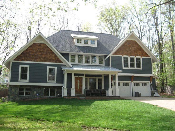 78 best split level renovation ideas images on pinterest for Shakes on house
