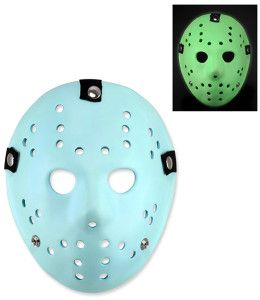 Friday the 13th (1989 Video Game) – Prop Replica – Glow in the Dark Jason Mask