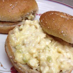 Hot Chicken Sandwich Spread