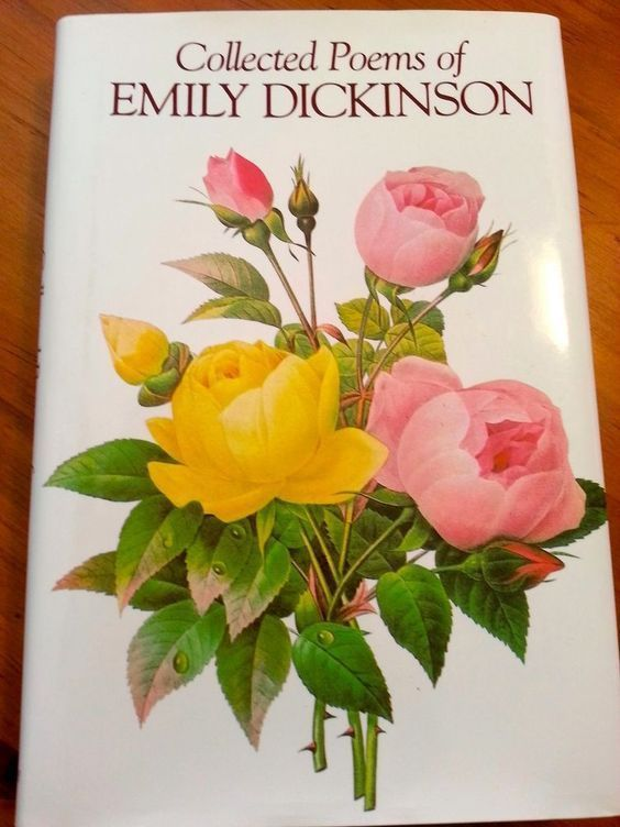 Collected Poems of Emily Dickinson by Emily Dickinson (1988, Hardcover)