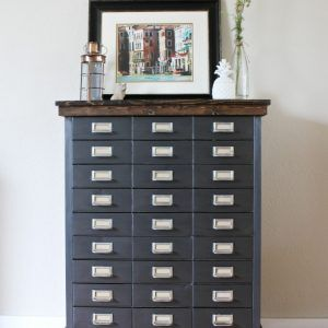 Best 25+ Filing cabinet makeovers ideas on Pinterest ...