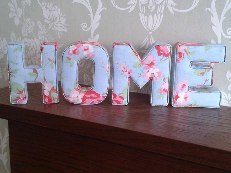 fabric covered letters for nursery - 12 best alphabet craft mini fabric covered letters