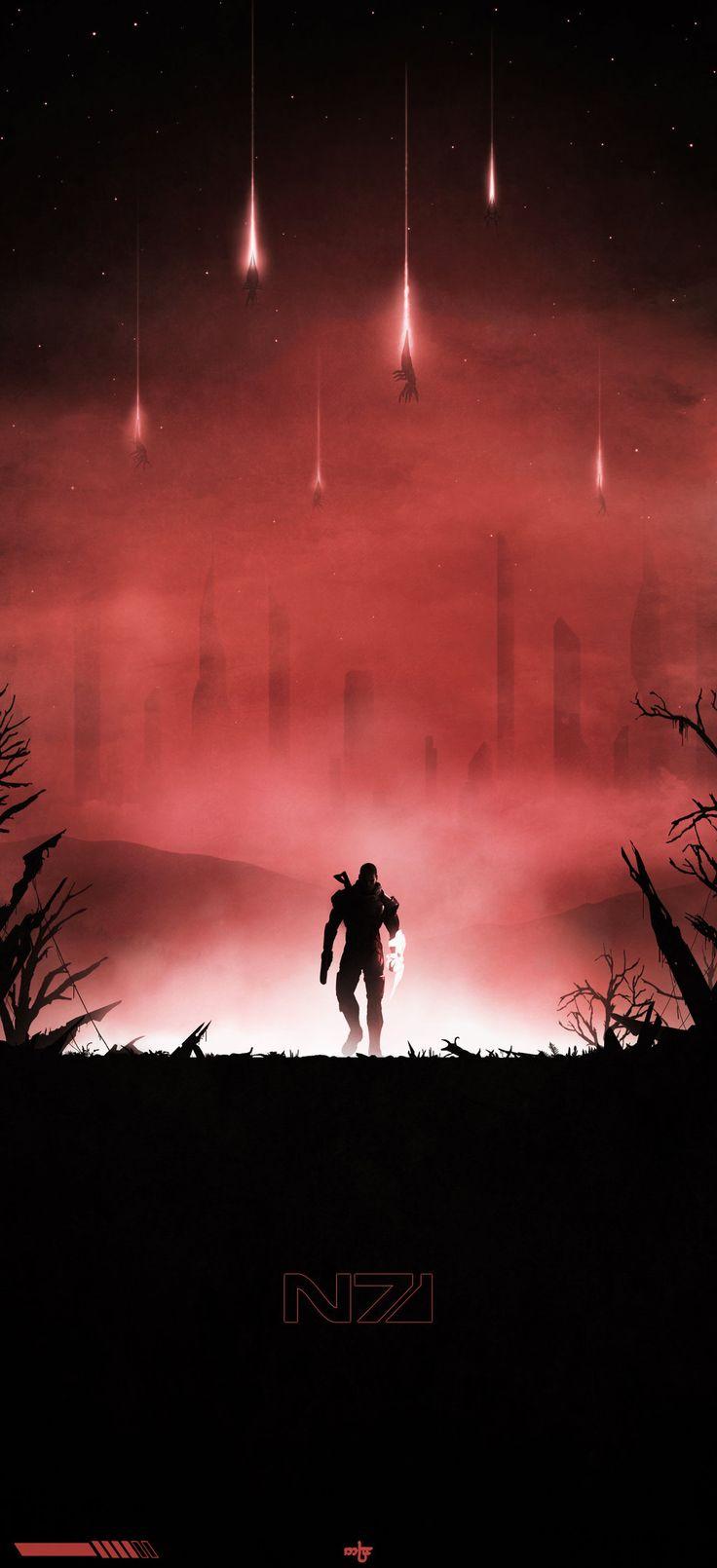 Mass Effect by Noble--6.deviantart.com #MassEffect