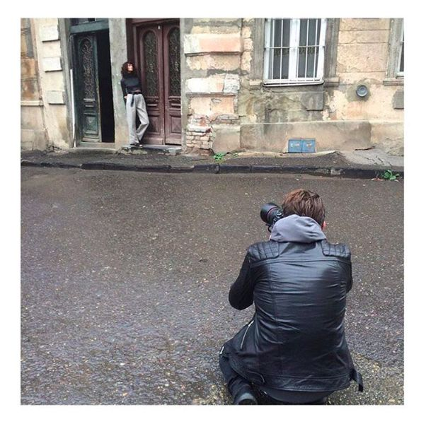 #Repost from @nargis_georgia shooting cover story  Photo @ryan.koopmans  Style @anobanooo  Outfit #MATÉRIEL by @paksatiko @aleksandreakhalkatsishvili  Model @maritajanashia  #materieltbilsi #GeorgianBrand #GeorgianDesigners #oldTbilisi #NargisGeorgia #cover #shooting