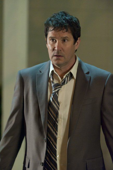 Still of William Ragsdale in Justified (2010) believe it or not Winona married this guy AFTER Raylan??!