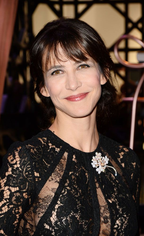 33 Best Sophie Marceau Images On Pinterest