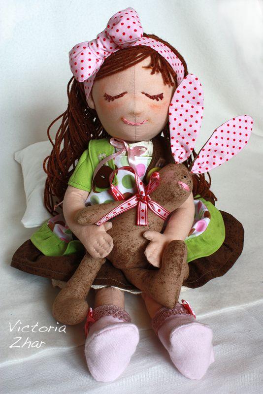 Спящая Красавица и ее шоколадный заяц: Soul Crafts