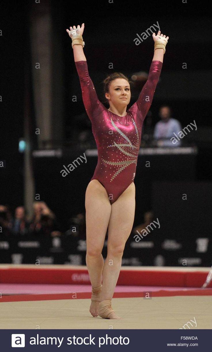 Ruby Harrold - Women's Gymnastics.