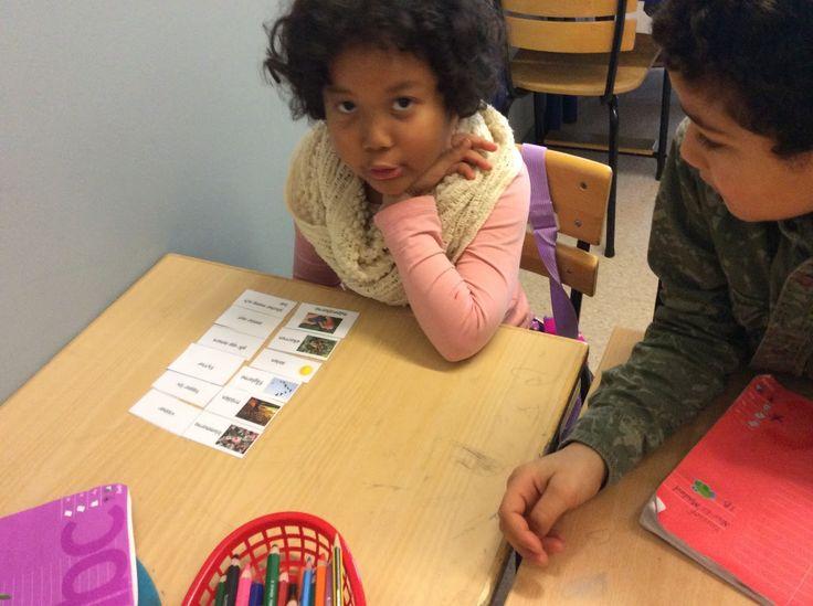 Rosenbladen - att skriva sig till läsning på Rosengårdsskolan