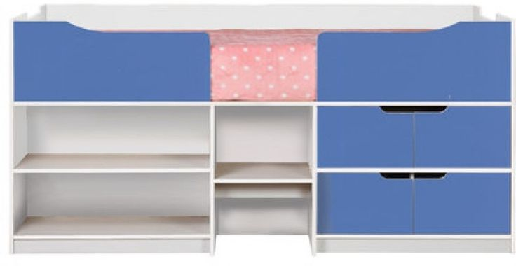 Perth Cabin Bunk Bed High Sleeper Bedroom Furniture Sleeper Modern Cabin Child    Enjoy this Budget Opportunity. At Luxury Home Brands WE always Find Great Stuff for you :)