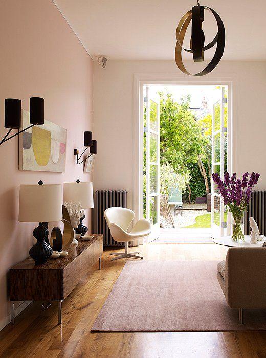 170 beste afbeeldingen van kleur in je interieur roze for Interieur kleur
