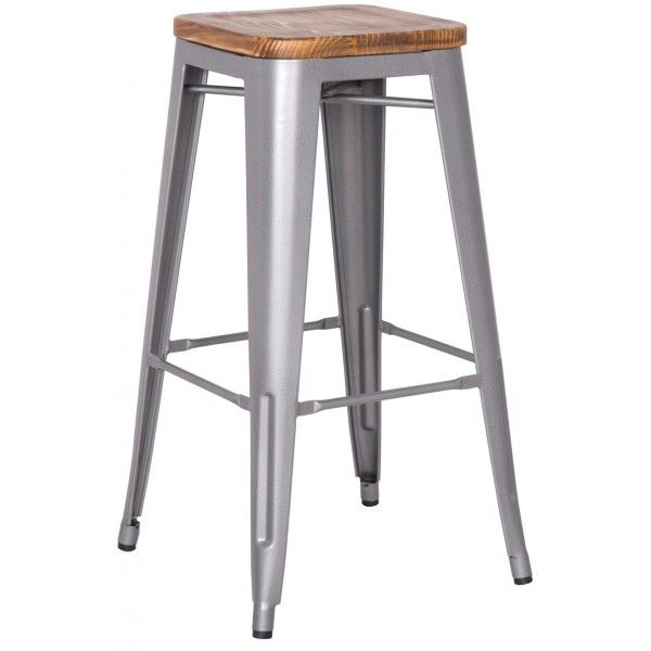 Unique Metropolis metal barstool that will get your guests talking for months. Stop playing safe and get ready to wow the crowd. These metal barstools are designed to be make your feel special #sohomod