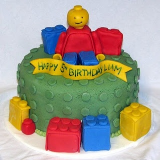 Ideas Birthday Stuff Parties Lego Cake Baking Sweet