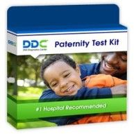 DNA Paternity Test Kit from DNA Diagnostics Center