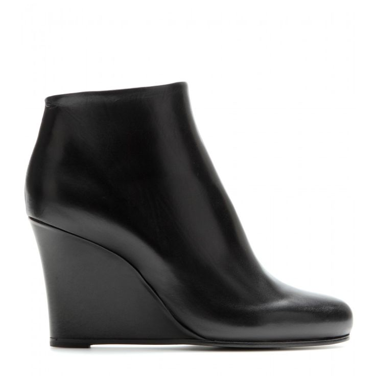 Jil Sander - Leather ankle boots - mytheresa.com GmbH