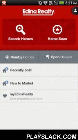 Edina Realty Homes For Sale  Android App - playslack.com , START house hunting on the go! Use EdinaRealty.com Property Search to get full listing details, larger photos, easy driving directions, plus a GPS locator to find homes near youSEARCH virtually all homes and properties for sale in the Twin Cities metro area as well as greater Minnesota and western WisconsinFIND open houses from any Edina Realty Realtor and get easy directions to the listing of your choiceSAVE your favorites – revisit…