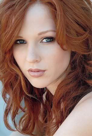 Morgan Krall, Ginger Gorgeous. ..